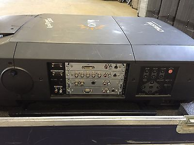 Christie LX100 Projector 10k LCD Projector