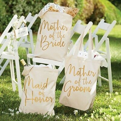 Mud Pie E7 Wedding Tote Bag – Maid of Honor Or Mother of Bride / Groom 4485019
