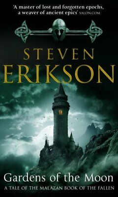 Gardens Of The Moon (Malazan Book Of The Fallen 1) 9780553819571