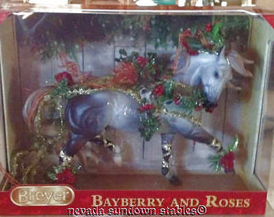 Breyer Holiday Creations 2014  Horse - Bayberry and Roses