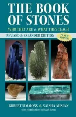 NEW The Book of Stones By Robert Simmons Paperback Free Shipping