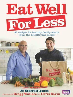 Eat Well for Less by Gregg Wallace 9781785941658 (Paperback, 2016)