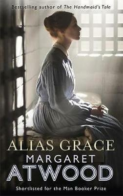 NEW Alias Grace By Margaret Atwood Paperback Free Shipping