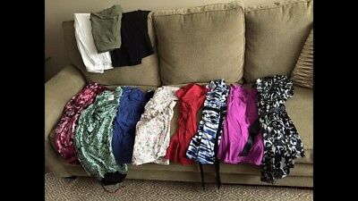 spring/summer maternity clothing lot size medium