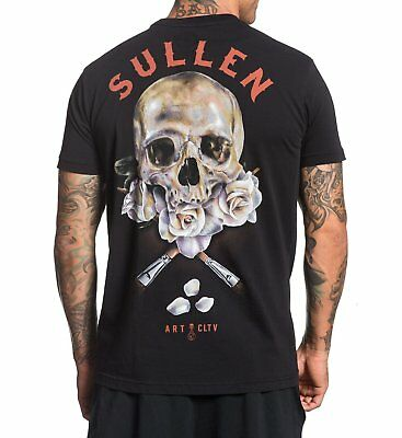 Sullen Clothing Paiva Badge Mens Tee Tattoo Art Collective Ink