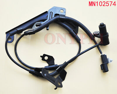 MN102574 Front Right ABS Wheel Speed Sensor for Mitsubishi L200 2.5 Pajero 3.0
