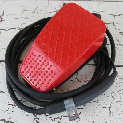 X-KEYS Red Foot Pedal Commercial Switch
