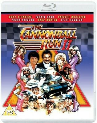 Cannonball Run 2 [New Blu-ray] Australia - Import