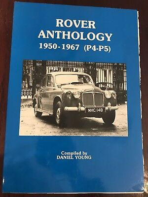 Rover Anthology, (1950-1967), (P4-P5), by Daniel Young