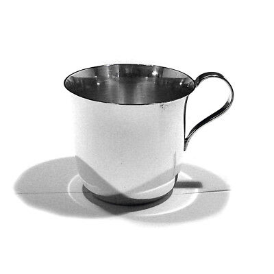 Tiffany & Co Makers Sterling Baby / Youth Cup #23498 ~ No Mono