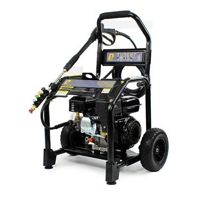 Powerful P1PE Petrol Pressure Washer 208cc 7hp 2800psi 190bar | 2 YR Warranty