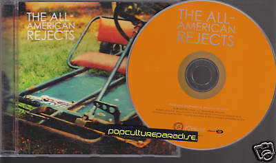 THE ALL-AMERICAN REJECTS Dreamworks (CD 2003) 11 Songs