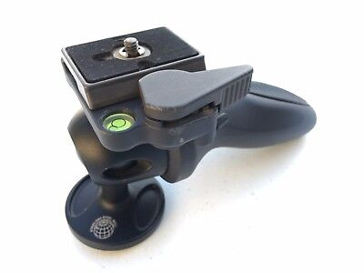 Manfrotto Grip Ball Head 324RC2