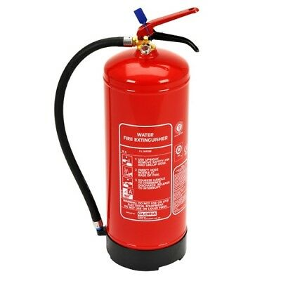 9ltr Water Fire Extinguisher - Gloria W9DN