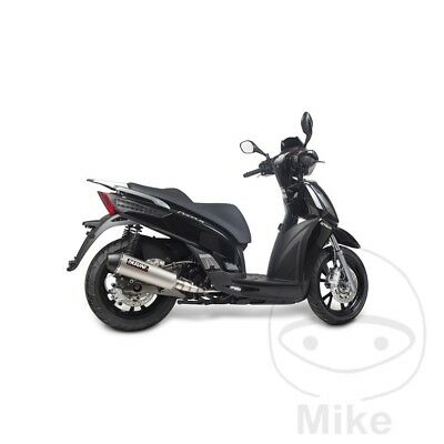 Yasuni Maxiscooter Exhaust Silencer Kymco People 125 GT i CBS E4 2017
