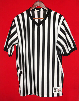 ba27715e59d NHL Budweiser Beer Referee Jersey 1/4 Zip Men's Large Shirt. $10.02 Buy It  Now 7d 12h. See Details. Nice Mens Sports Honig Whistle Stop Referee Jersey  Size ...