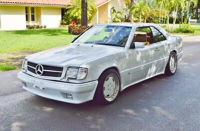 1988 Mercedes-Benz 300-Series AMG Twin Turbo Hammer Look