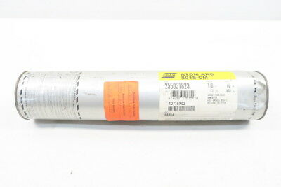New Esab 255051823 Atomic Arc 8018-Cm Welding Rods 1/8In 10Lbs D584887