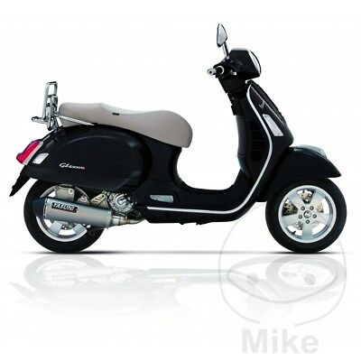 Yasuni Maxiscooter Exhaust Silencer Vespa GTS 300 ie Super 2015