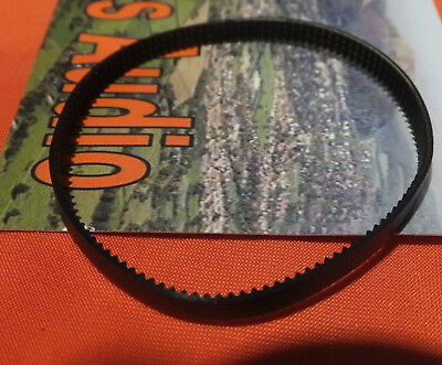 1 x Malvern Audio Pitch Toothed Belt for Dual CS505, 505-1, 505-2. Super Strong