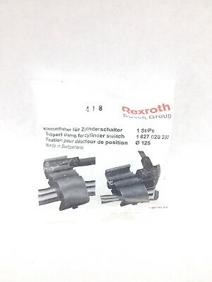 REXROTH  1-827-020-292 SUPPORT CLAMP for CYLINDER SWITCH (A738)