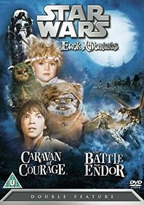 Star Wars - Ewok Adventures (DVD, 2006) Double Feature DVD with 2 Movies!