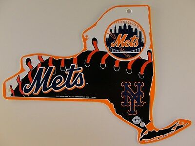 New York Mets MLB Sign State of New York