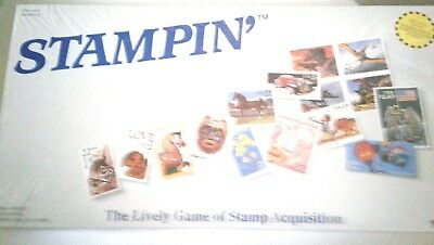 Stampin Board Game United States Post Office