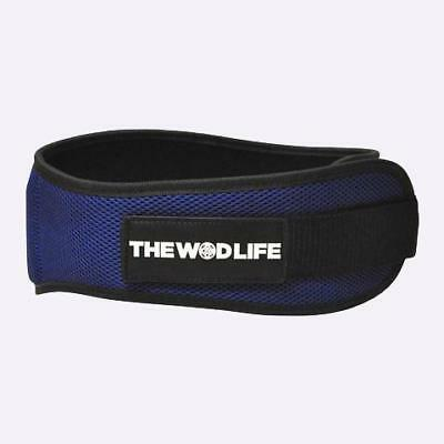 New TWL Agility Lifting Belt - Blue from The WOD Life