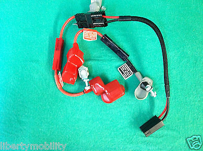 Battery Wiring Harness Invacare Pronto M41 Sure Step Power Wheelchair  #5239