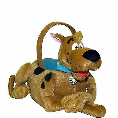 Scooby Doo Plush Easter or Halloween Baskets NWT