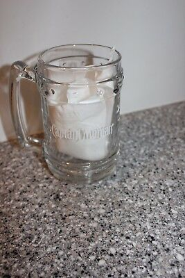 Captain Morgan Tankard Heavy Glass Large Pint Glass Mug New Limited Edition!