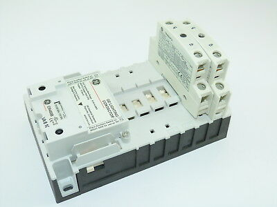 GE CR463L11AJA Electrically Held Lighting Contactor 120v Coil (1NO1NC) NEW