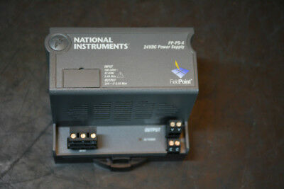 National Instruments FP-PS-4 DC Power Supply (24V/0.6A)