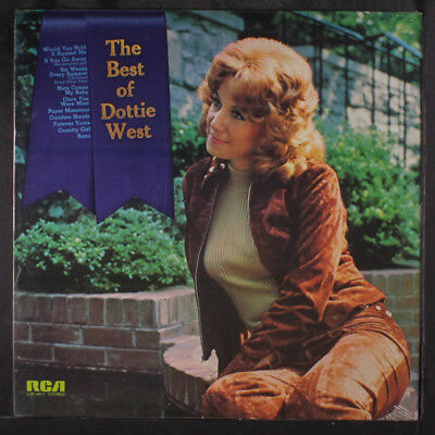 DOTTIE WEST: Best Of LP Sealed Country