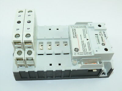 GE CR463L30AJA Electricity Held Lighting Contactor 120v Coil 3 N.O. Poles NEW