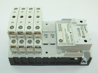 GE CR463L70AJA Electricity Held Lighting Contactor 120v Coil 7 N.O. Poles NEW