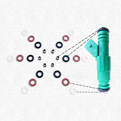 Fuel Injector Service Kit Suit Holden Commodore Vt Vu Vx Vy Ute 3.8L V6
