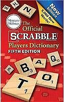 The Official Scrabble Players Dictionary, New 5th