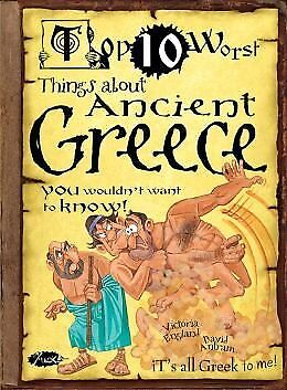 Top Ten Worst Things About Ancient Greece You Woul