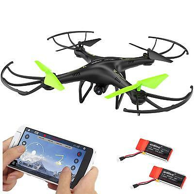 UDI U42W RC Quadcopter Drone Wifi FPV 2.4Ghz Headless Mode with HD Camera RTF