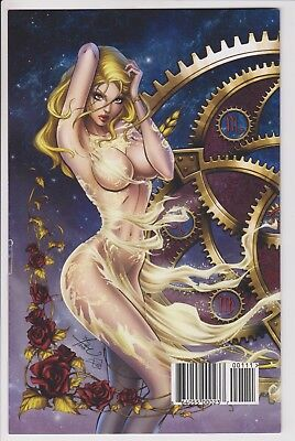 Southern Nightgown #1 VF- J Scott Campbell Wraparound Cover F