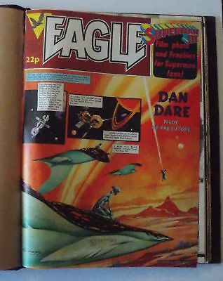 Eagle Comics - Bound Volume 7  - AUG 6 1983 to SEP 17 1983 - FREE GIFTS!!