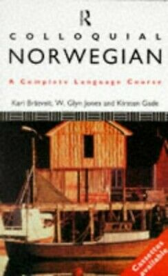 Colloquial Norwegian: A complete language ... by Hayford Oleary, Marg 0415110092