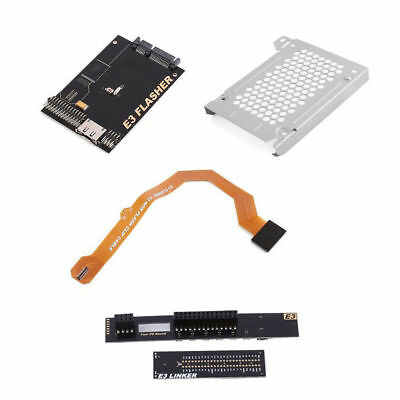 E3 Nor Flasher Paperback Downgrade Tool Kit DIY for Flash Console US Shipping