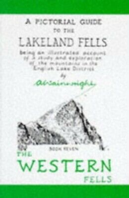 A Pictorial Guide to the Lakeland Fells Book S... by Wainwright, Alfred Hardback