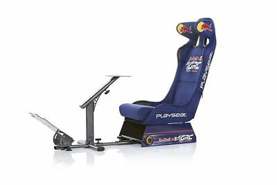 Playseat Evolution Red Bull Grc Gaming Racing Chair - Blue