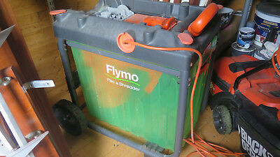 FLYMO PAC A SHREDDER, excellent condition, Collection from London W4