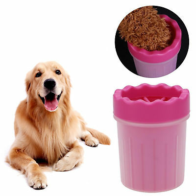 Petcabe Mudbuster Portable Chien Paw Cleaner Pet Brosse de nettoyage TASSE FOOT