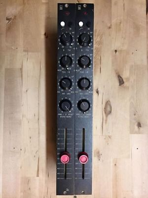 Quad Eight MM310 EQ Modules
